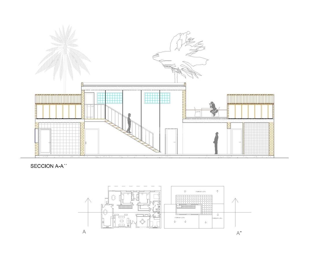 Unifamiliares ideas construcci n casas - Proyectos casas unifamiliares ...