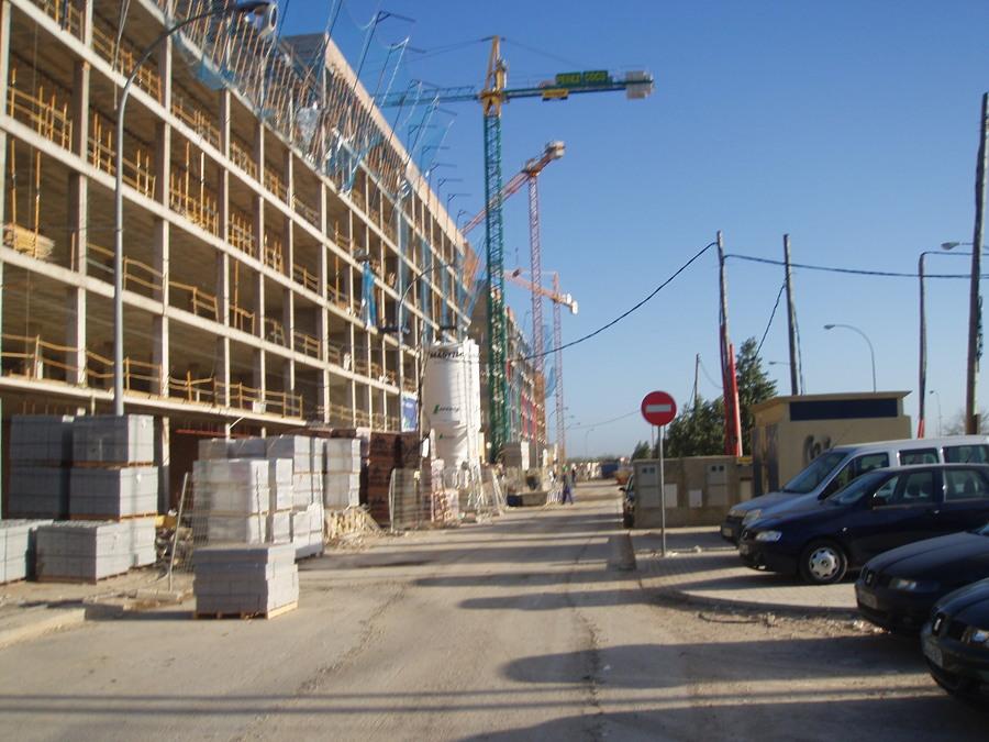 204 viviendas en Pino Montano. Sevilla