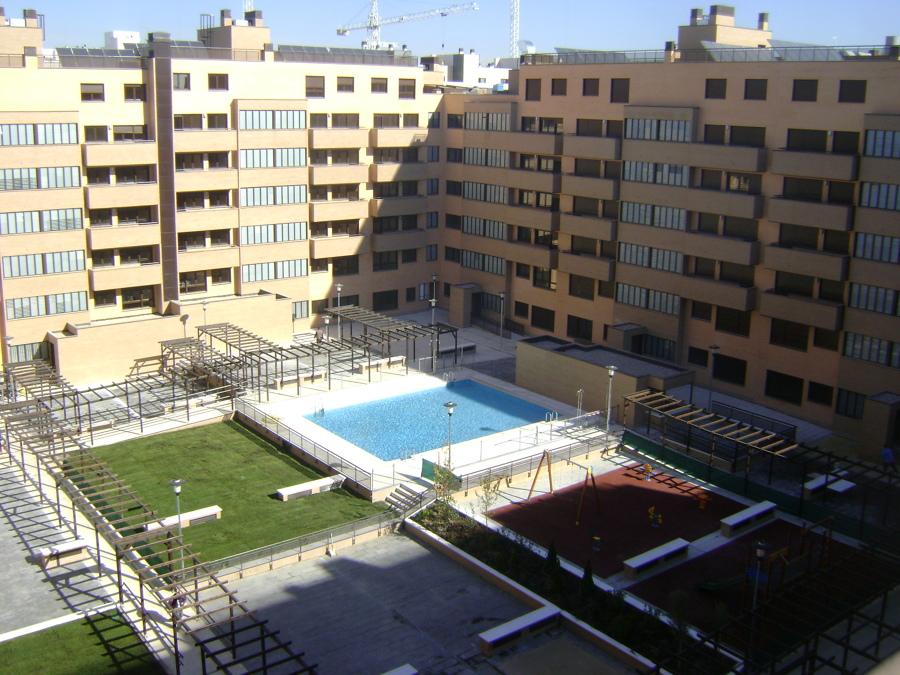 204 vppb garaje trasteros y piscina en parcela16 ppcristo de rivas rivas vaciamadrid madrid - Piscina rivas vaciamadrid ...