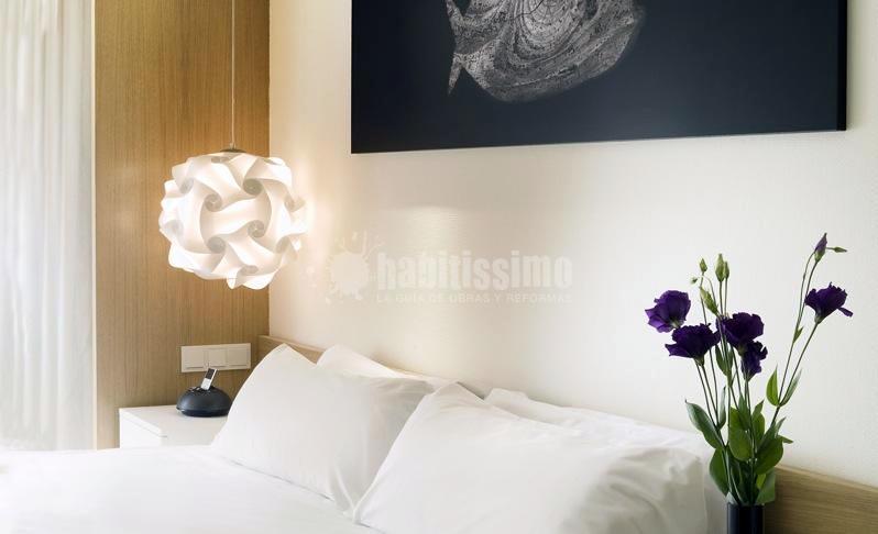 Rehabilitación integral de un edificio de viviendas para hotel de tres estrellas