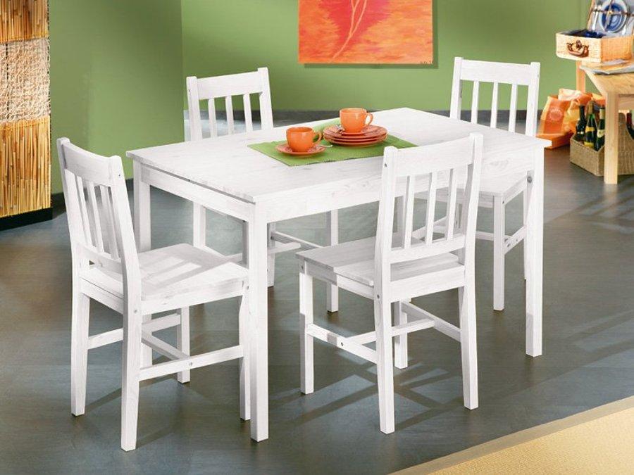 Consejos para arreglar una silla que cojea ideas for Sillas cocina blancas
