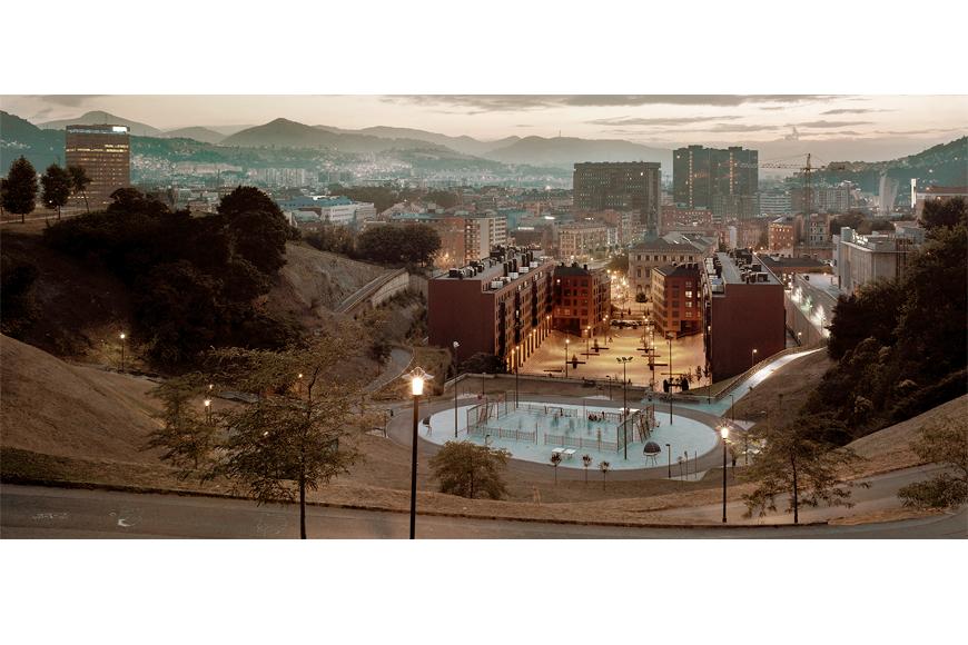 211 viviendas en Plaza del Gas Bilbao 03