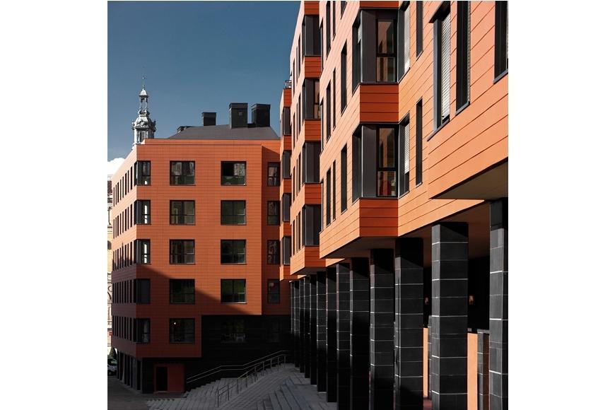 Foto 211 viviendas en plaza del gas bilbao 08 de agvar - Arquitectos en bilbao ...