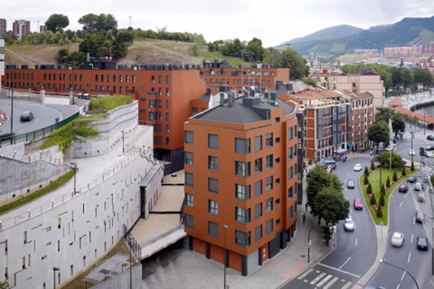 Foto 211 viviendas en plaza del gas bilbao 09 de agvar - Plaza del gas bilbao ...