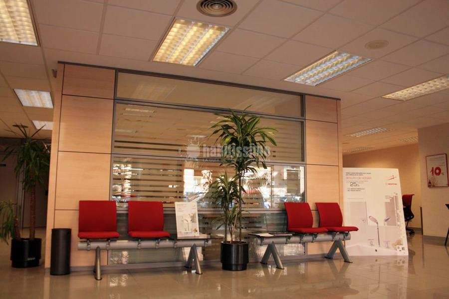 Oficinas mapfre ideas arquitectos for Oficinas mapfre bilbao