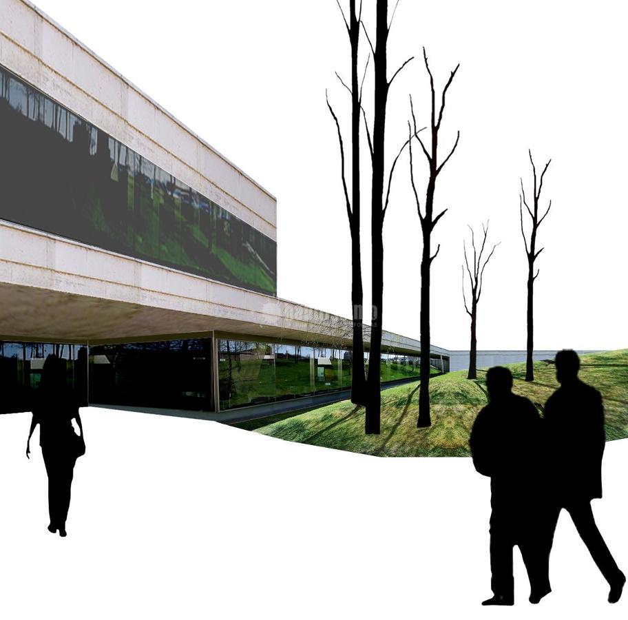 Centro de salud el qui n sese a toledo concurso for Centro de salud ciudad jardin almeria
