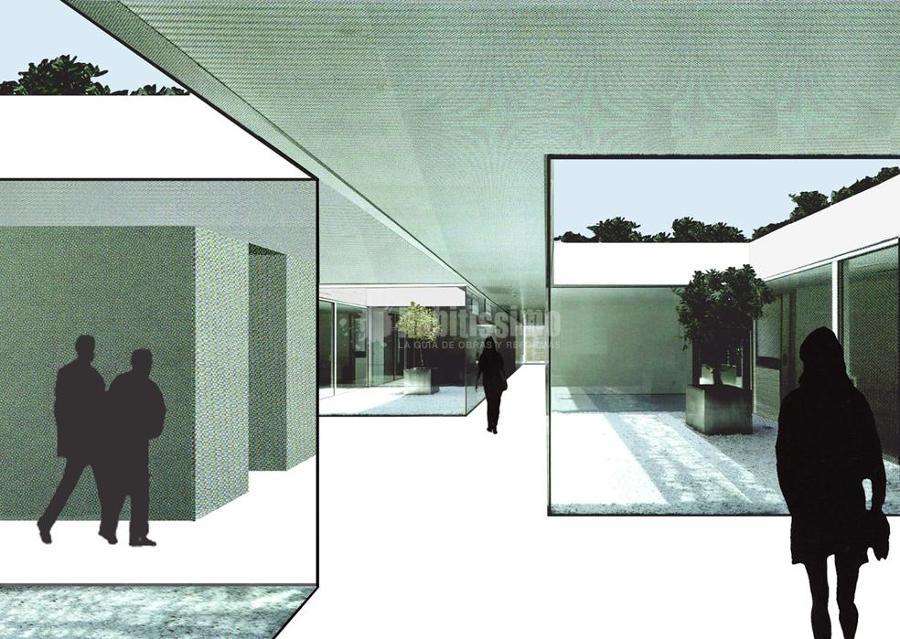 Centro de Salud 'El Quiñón', Seseña (Toledo) - Concurso