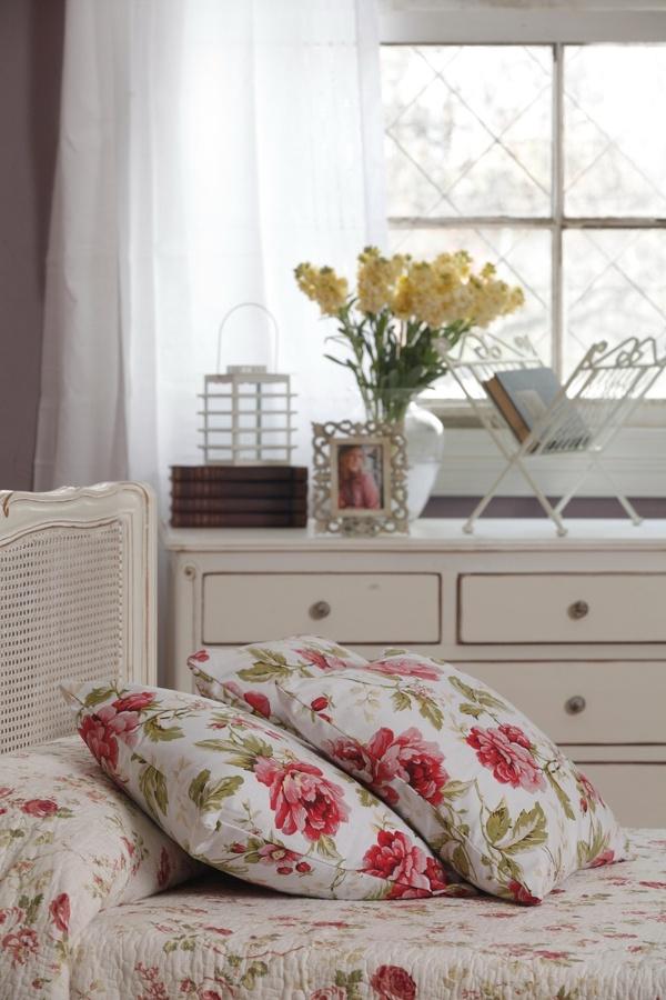 6 claves para transformar tu casa al estilo provenzal - Dormitorios estilo provenzal ...