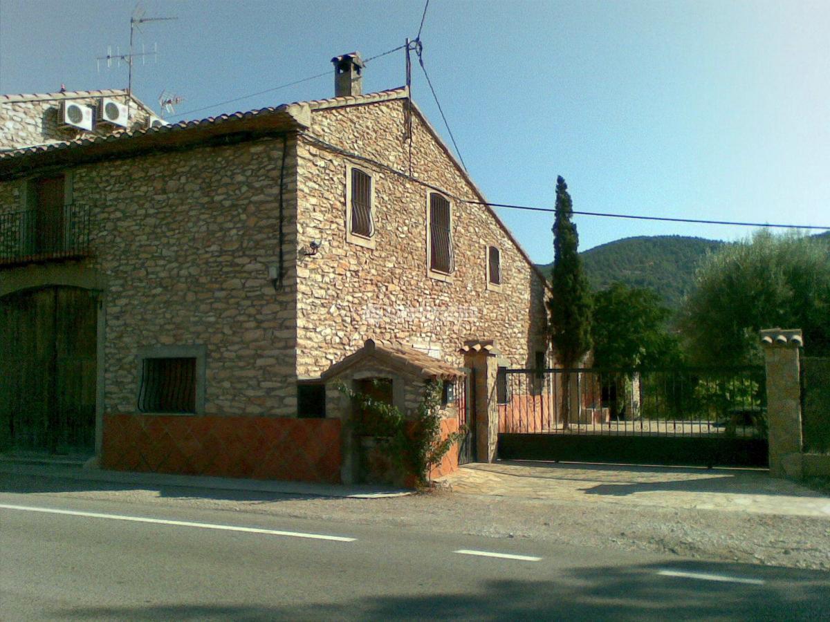 Ampliacion y rehabilitacion de casa en Els Ibarsos