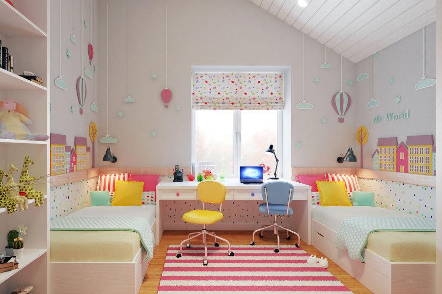 foto habitaci n doble infantil de marta 827313 habitissimo