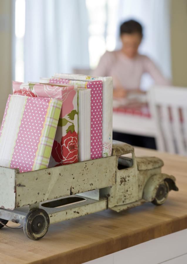 Como decorar reciclando stunning bonita idea para decorar - Como decorar reciclando ...