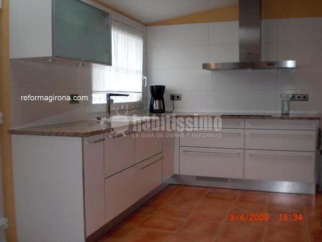 Reformas de cocinas en empuriabrava ideas reformas viviendas - Reformas en cocinas ...