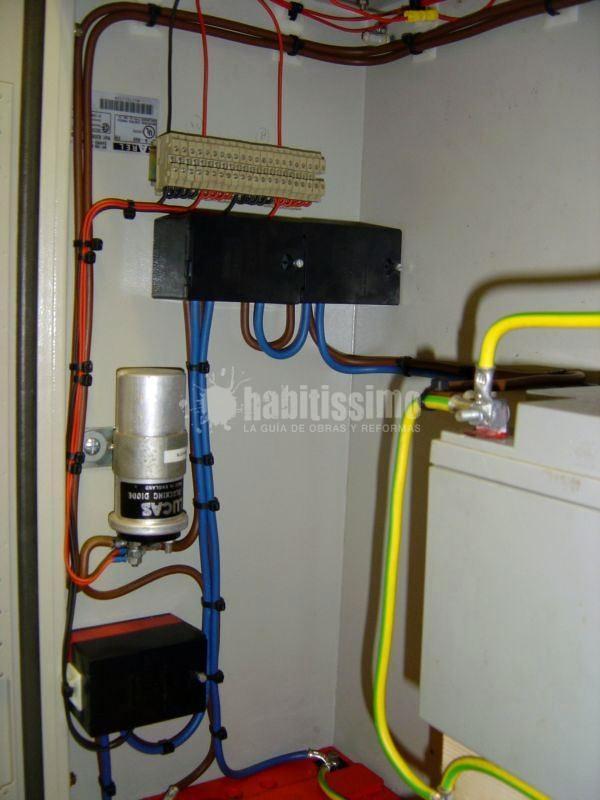 Proyectos Eléctricos e Instalaciones Eléctricas.