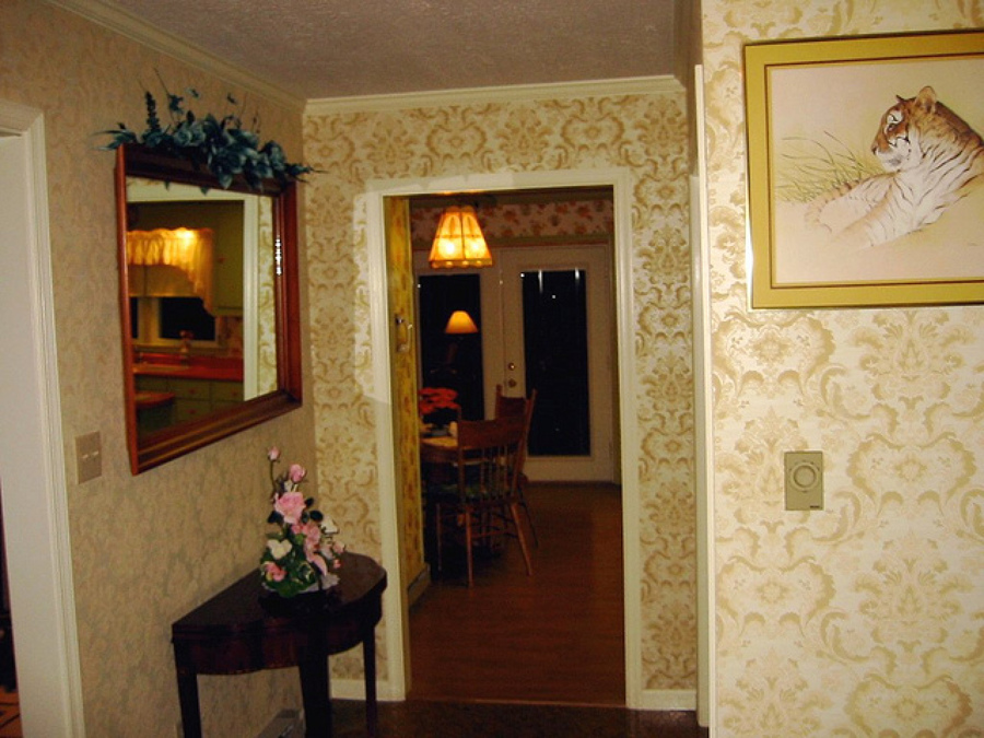 C mo limpiar las paredes empapeladas ideas art culos - Como limpiar las paredes de casa ...
