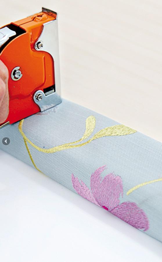 Quieres renovar tu cabecero aqu te doy las claves para - Grapadora de tapicero ...