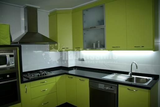Reforma de cocina en elche ideas reformas viviendas - Cocinas en elche ...
