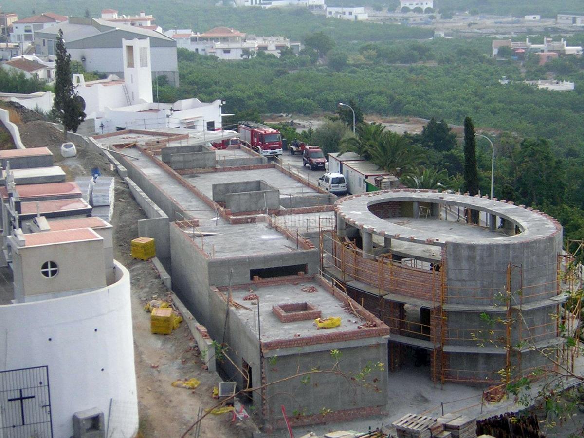 Tanatorio Almuñecar ( Granada )