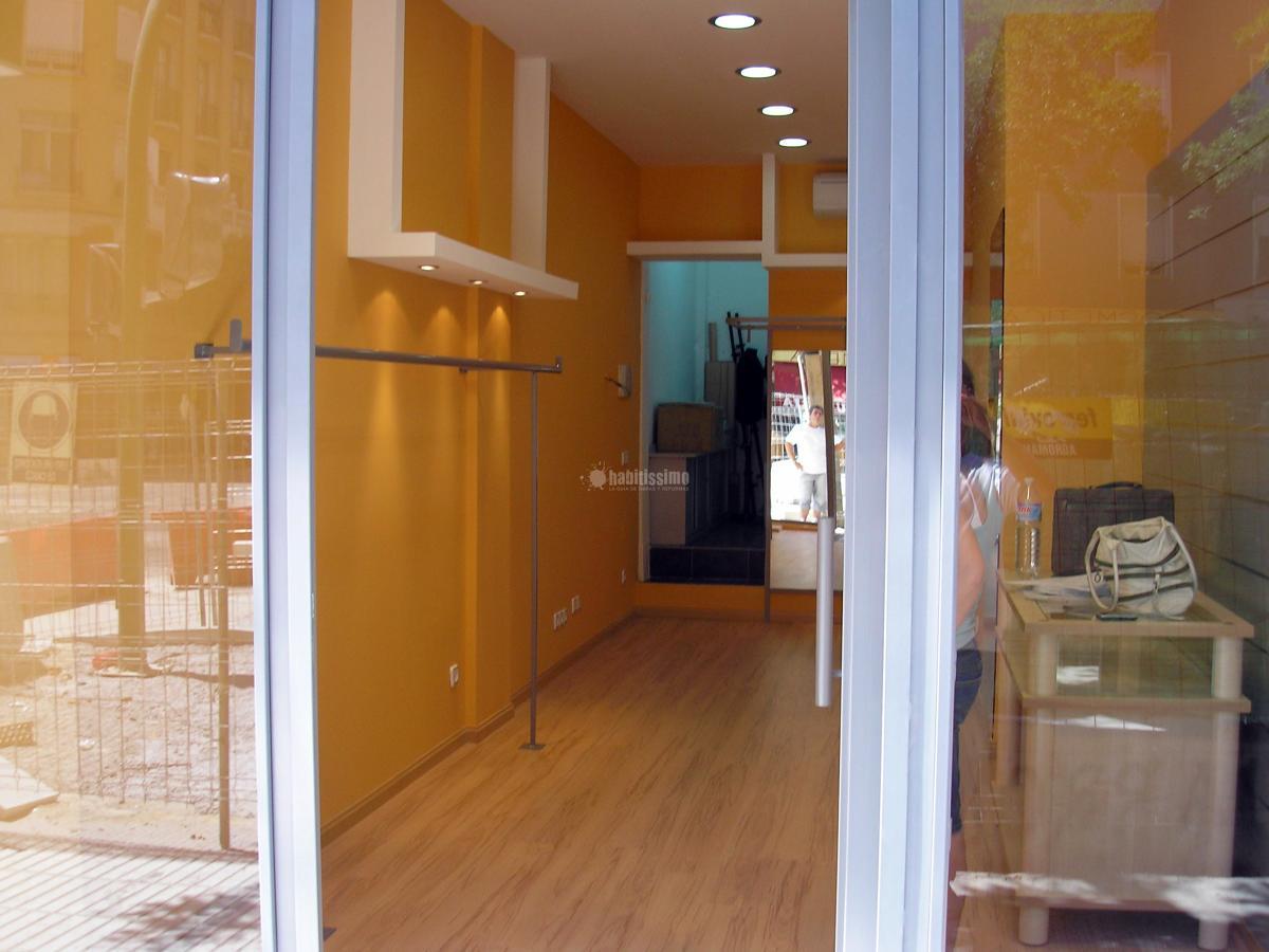 Local comercial en barrio de Salamanca
