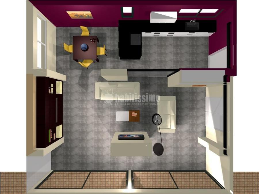 Reforma casa Moderna