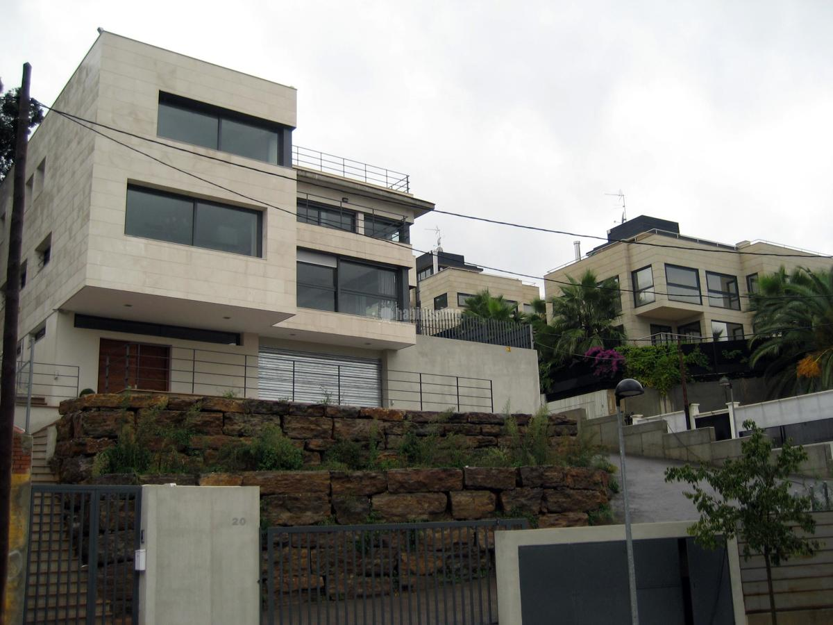 Foto construcci n de vivienda unifamiliar a slada de oak - Construccion vivienda unifamiliar ...