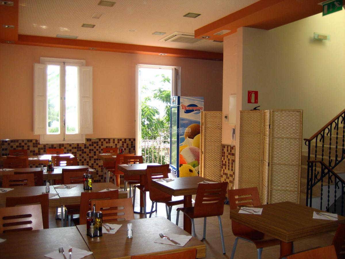 Rehabilitación-Reforma de vivienda para uso de restaurante-cafetería