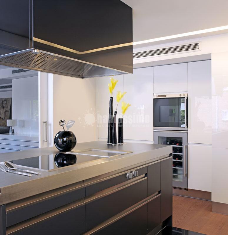 Proyecto de cocina horacio ideas reformas cocinas for Proyectos de cocina