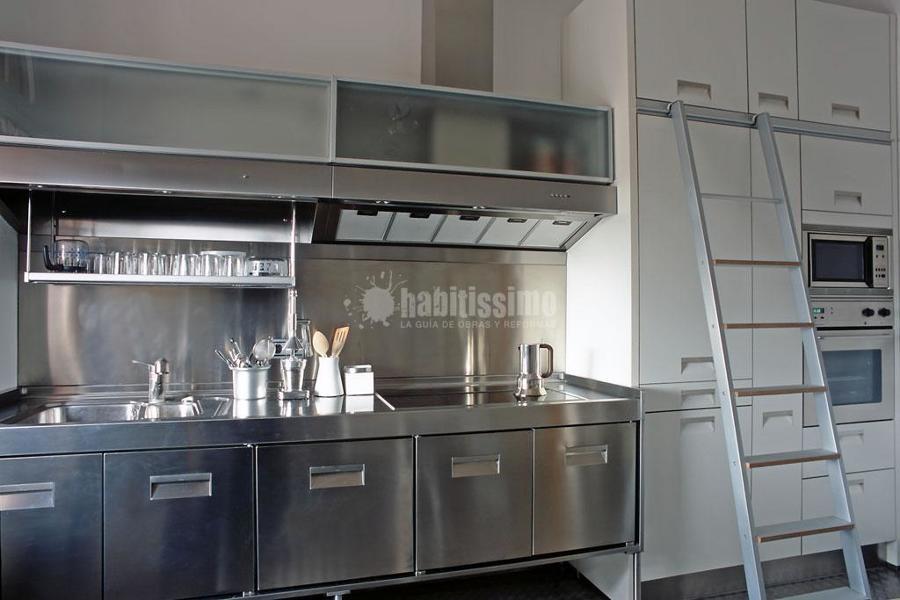 Reforma de cocina en Sant Pere Claver
