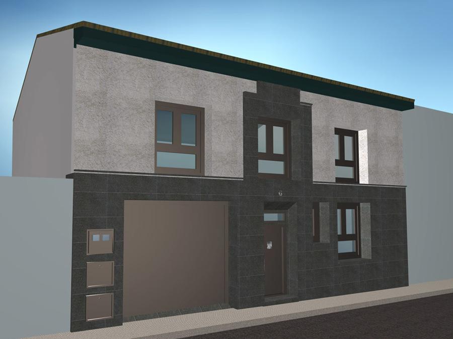 3D Casa Civera.