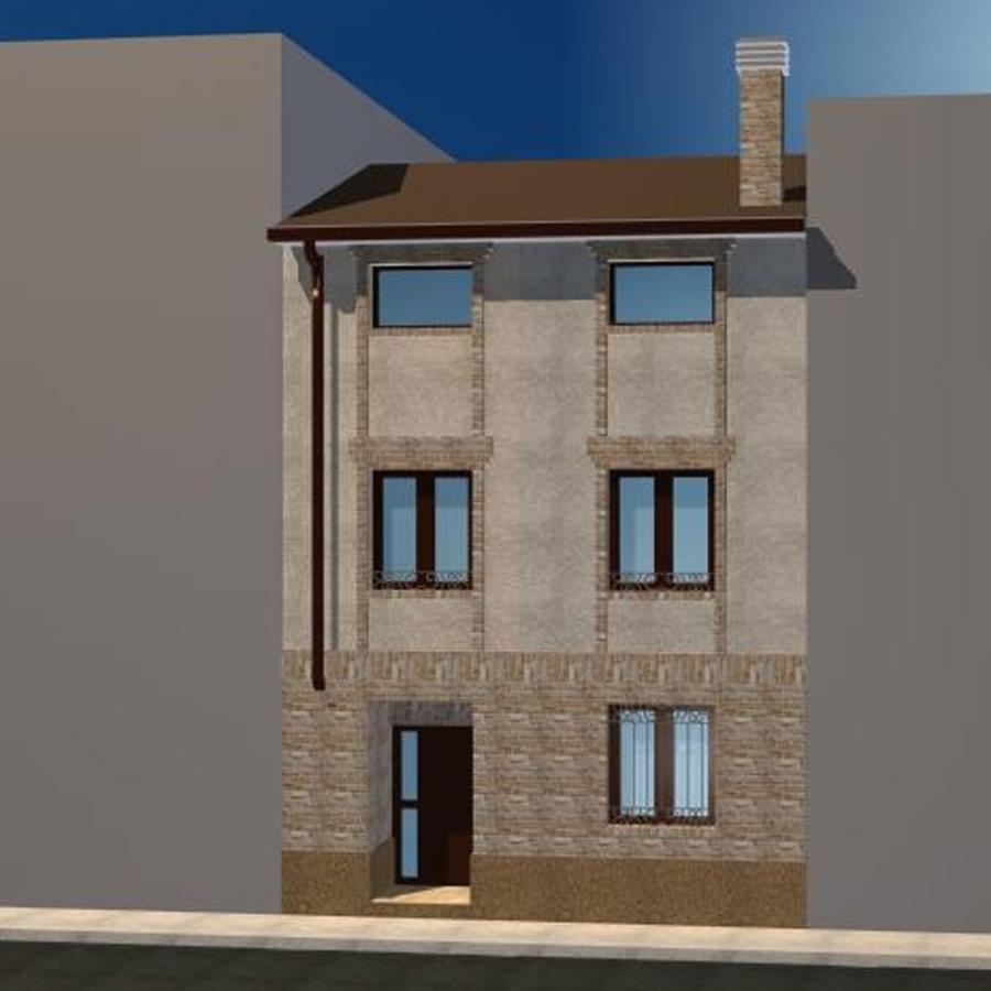 3D Casa Pérez.