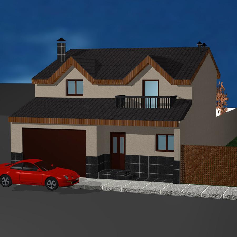 3D Casa Til.