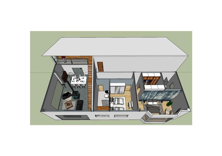3D vivienda