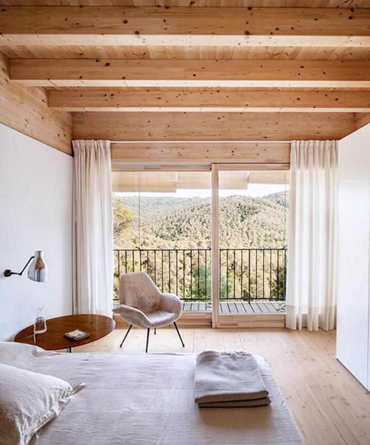 Foto vigas en el dormitorio de decoratualma 1017241 - Decoradores en toledo ...