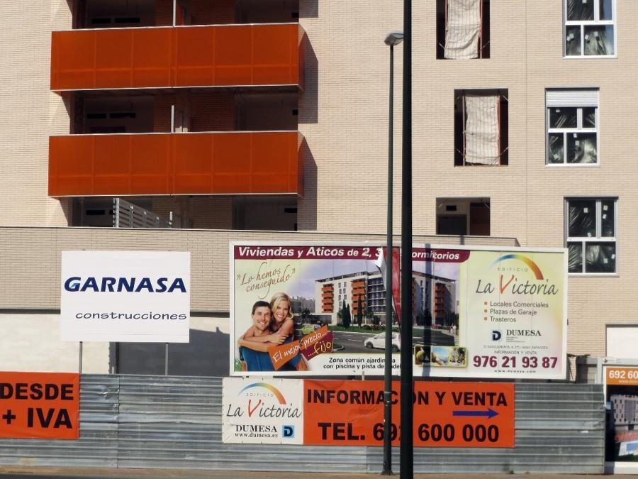 40 Viviendas Via Hispanidad 128 de Zaragoza