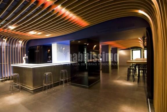 Reforma y Ampliación del Bar-Restaurante Zabala  (Planta Baja)
