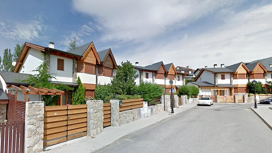 Foto 43 viviendas unifamiliares navacerrada madrid de - Aparejador tenerife ...