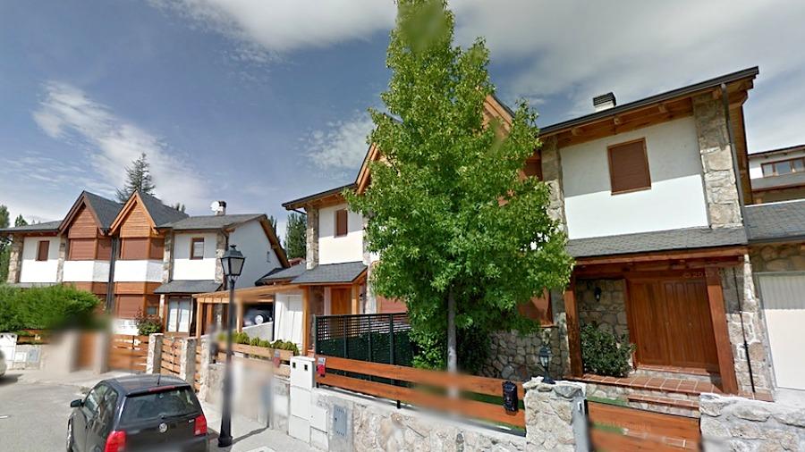 43 Viviendas Unifamiliares. Navacerrada MADRID.