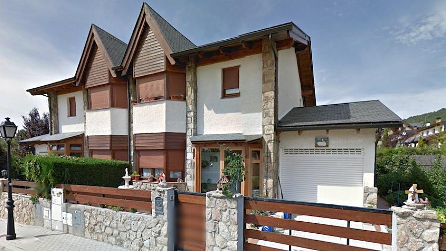 Foto 43 viviendas unifamiliares navacerrada madrid de - Arquitectos tecnicos valencia ...