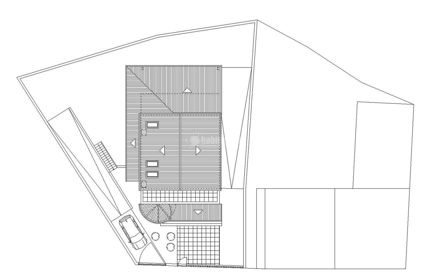 Proyecto de vivienda unifamiliar aislada