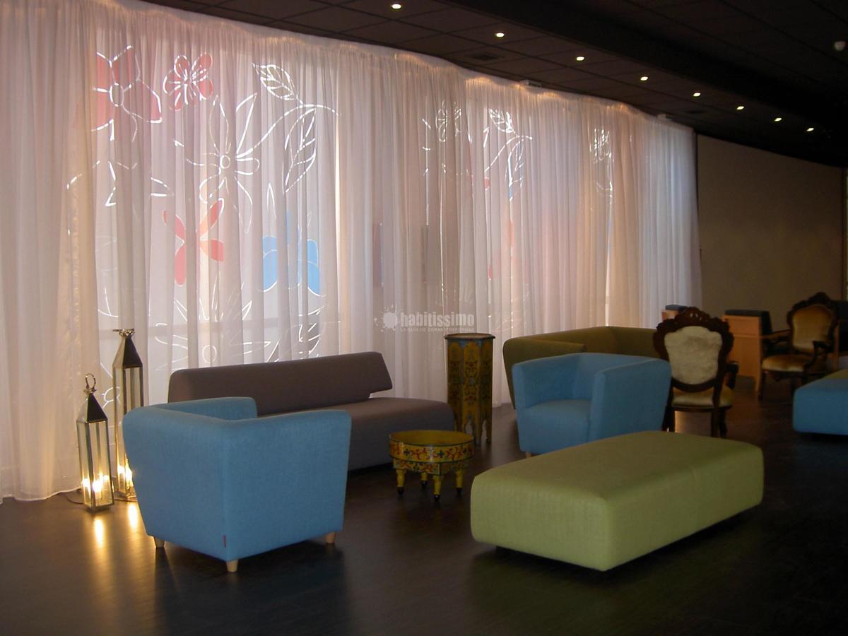 Zona Chic del Hotel Villa de Castellon