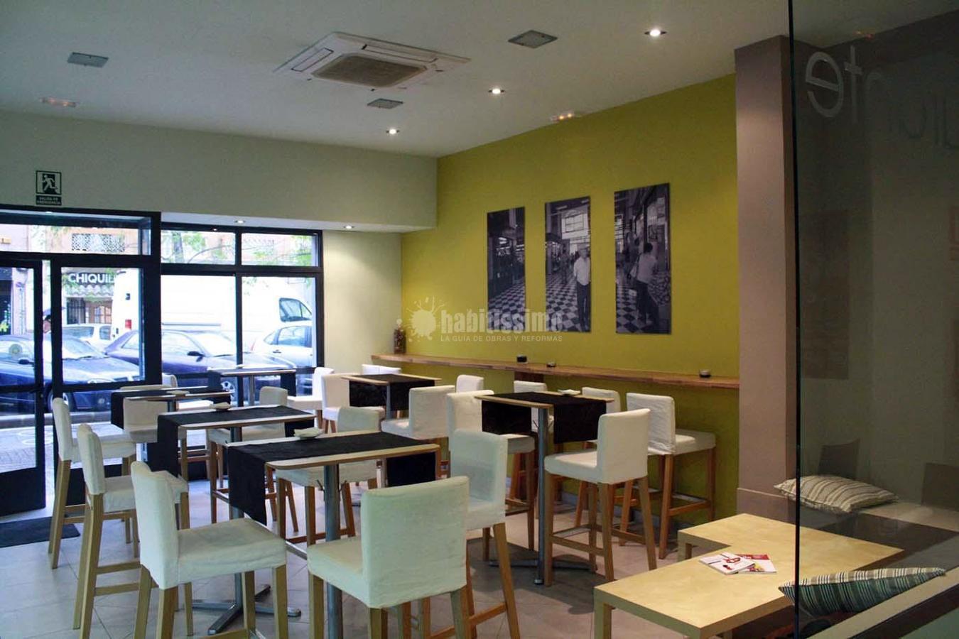 Restaurante l'Antina en Valencia