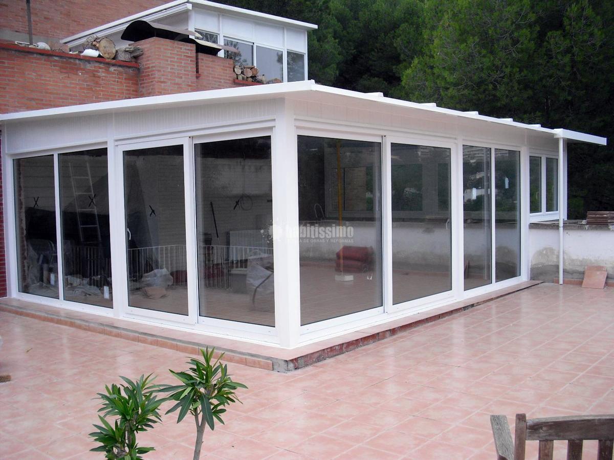 ... de u00c1ticos y Terrazas Hermu00e9ticos : Ideas Carpinteru00eda Aluminio