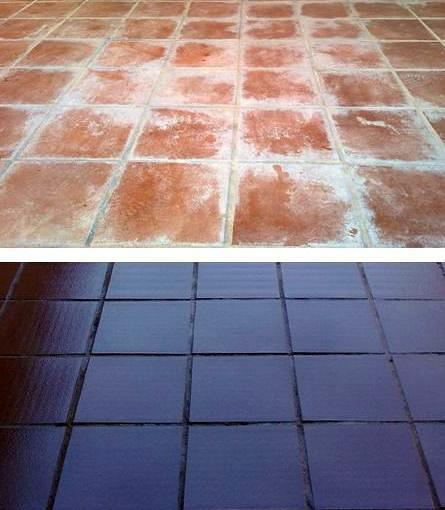 Limpiezas y tratamientos especiales ideas limpieza - Pinturas para baldosas ...