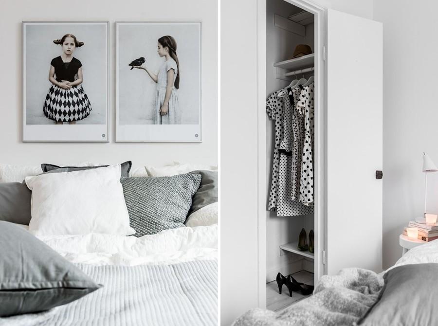 Dormitorio estiloso