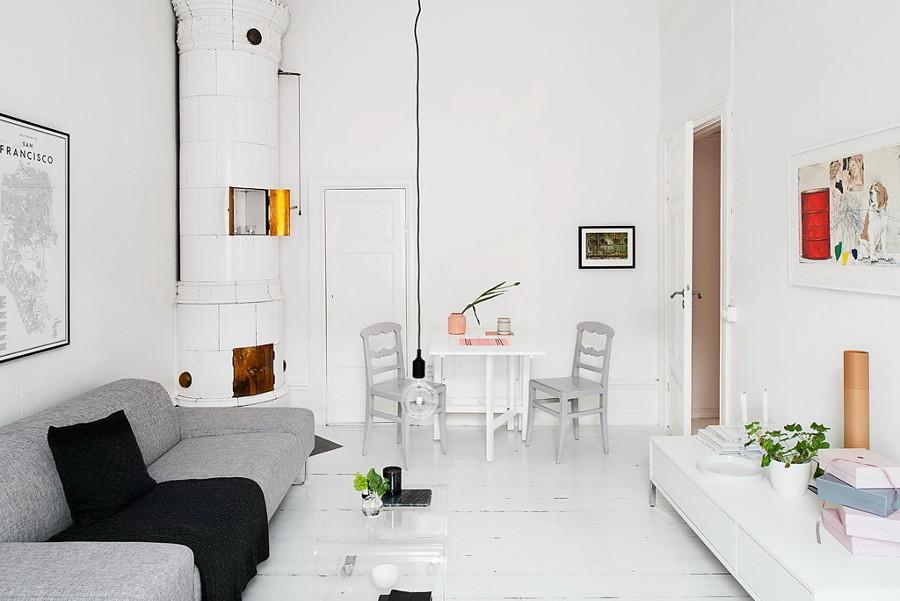 salón nórdico