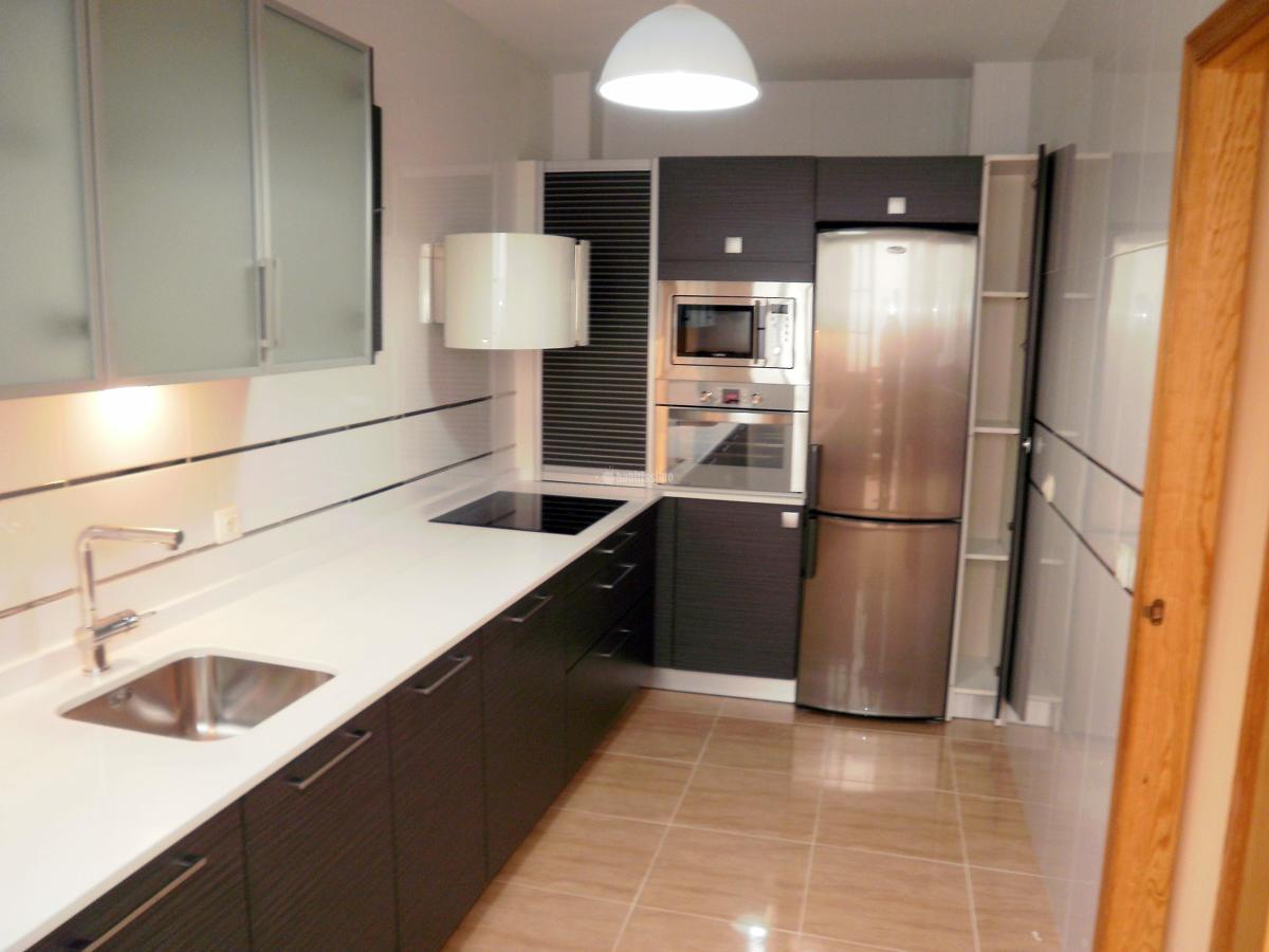 Dise o y proyecto real de cocina ideas muebles for Proyectos de cocina easy