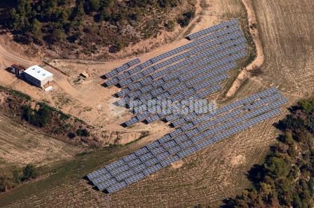 Instalacion solar fotovoltaica 300 kW