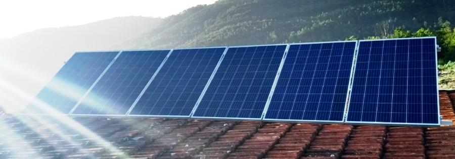 6 paneles solares