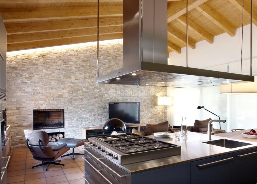 Vivienda en sitges ideas decoradores - Cuanto vale una cocina ...