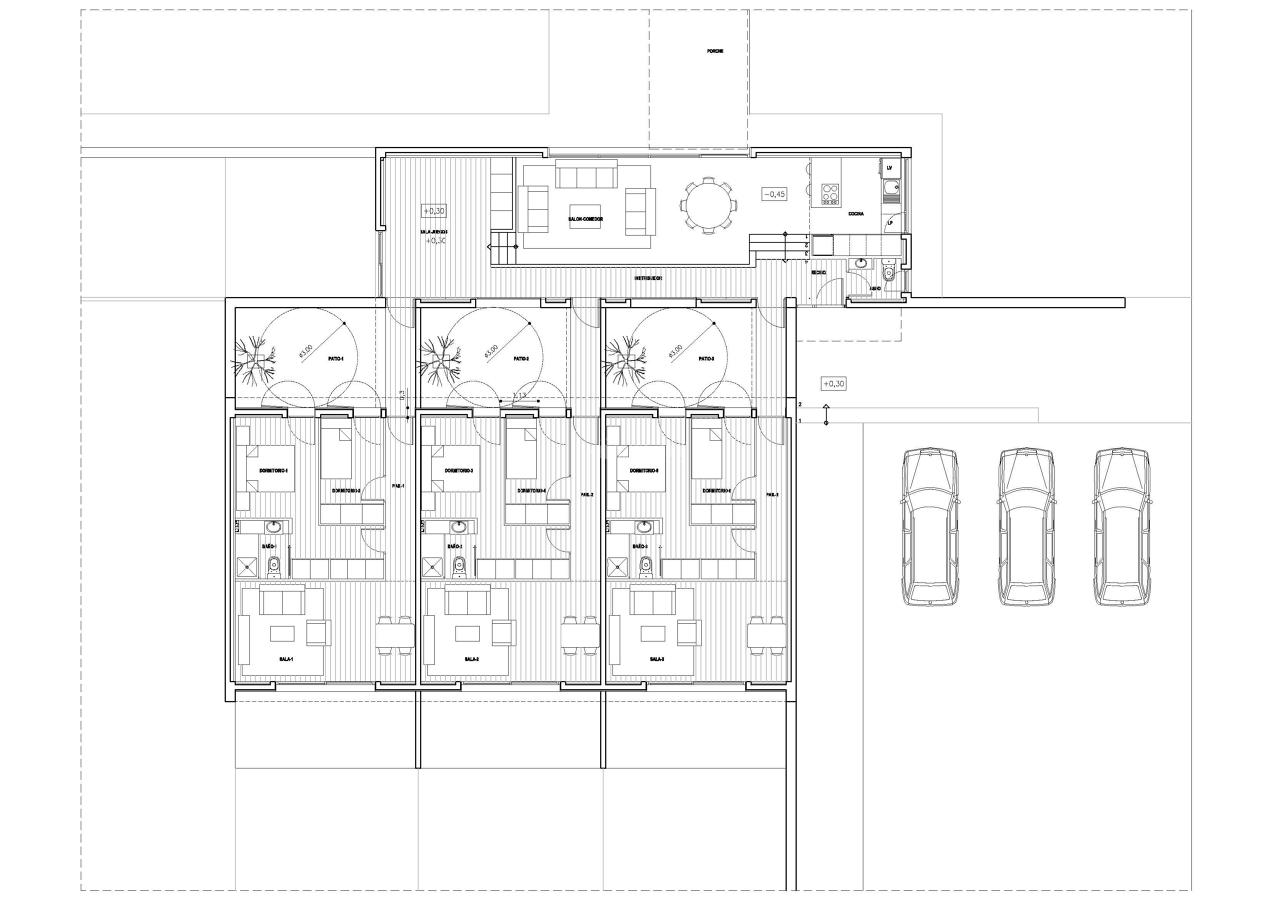 Cohousing - Casa Patio