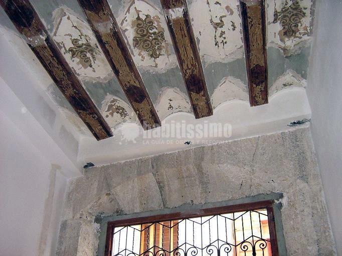Rehabilitación integral de un edificio en el centro histórico de Valencia